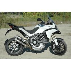 Kit Quat-D Magnum titanio homologado Ducati Multistrada