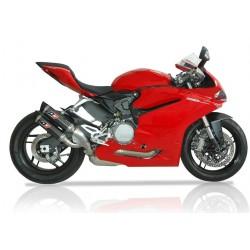 Escape QD en titanio para Ducati 959 Panigale