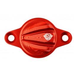 Tapa de inspección del cárter DESMO para Ducati