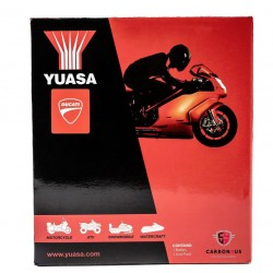 Bateria Garantizada para Ducati