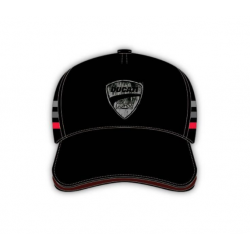 Gorra Ducati Corse Flock Badge