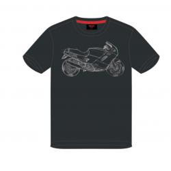 Camiseta Paso 750 Desmo Ducati History
