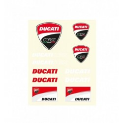 Kit de adhesivos Ducati Corse Racing 1456007