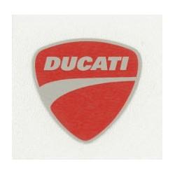 Adhesivo Escudo Original Ducati. 43814741A