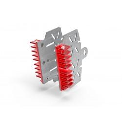 Disipador pinzas de freno Rojo Ducati Scrambler