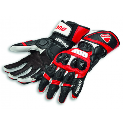 Guantes Ducati Speed Evo C1 tricolor. 98104207