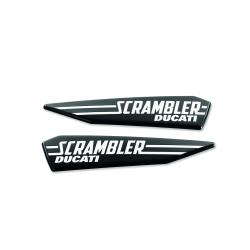 Kit de logotipos Scrambler ICON Ducati Desert Sled
