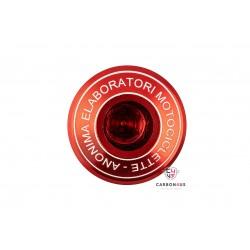 """Tapón de aceite """"Laser"""" AEM Factory para Ducati"""