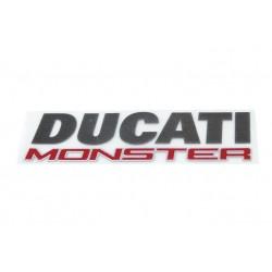 Pegatina Original depósito Ducati Monster 1200.