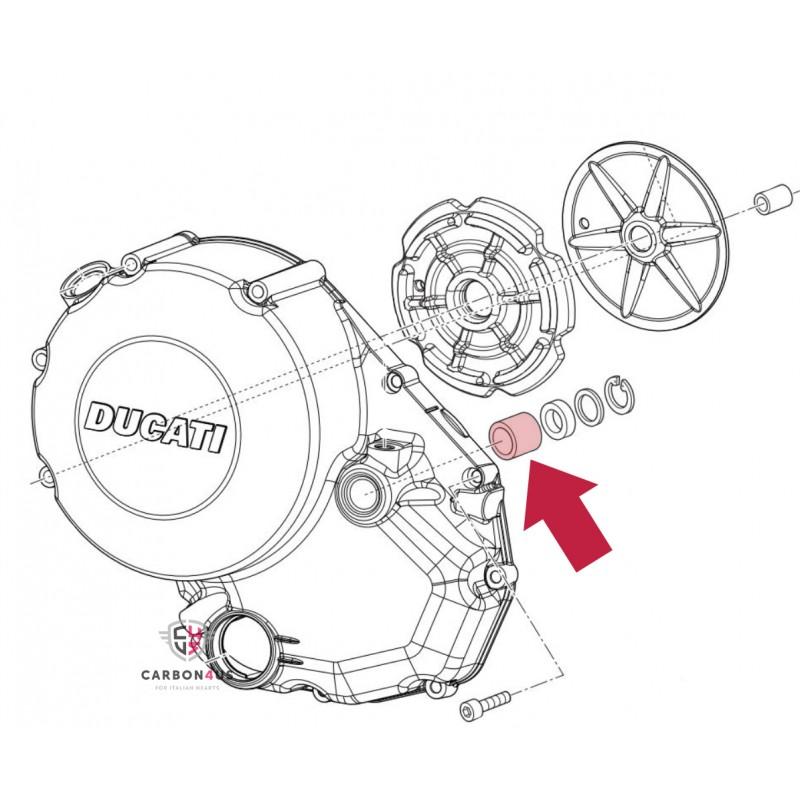 Ducati Original Bearing Bush Clutch Cover