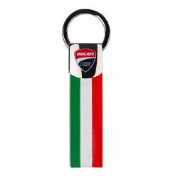 Llavero Ducati Corse Tricolor Bandera Italia