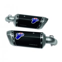 Silenciadores homologados Ducati HY 950 Termignoni