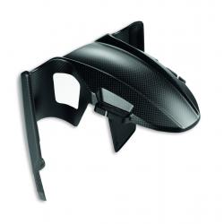 Guardabarros delantero carbono Ducati Hypermotard 950