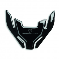 Protector depósito Ducati Performance HY 950. 97480181A