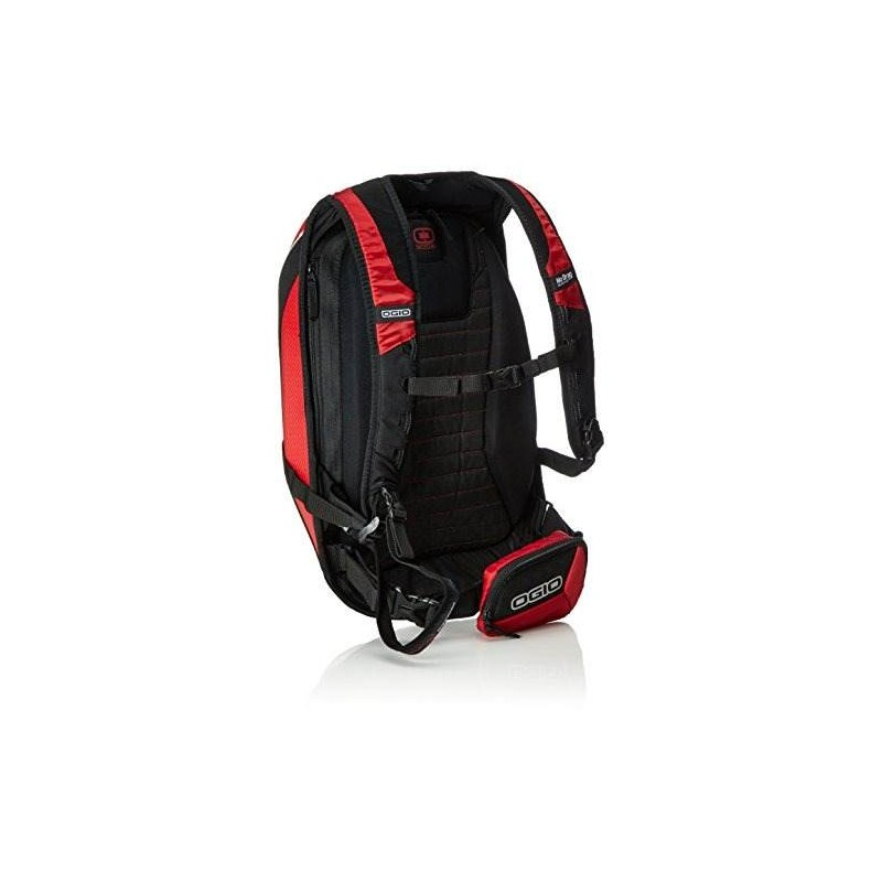 Ogio Mach 5 >> Mach 5 red backpack by Ogio for Ducatist. 123006.02