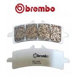 Pastillas de freno sinterizadas Brembo