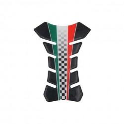 Protector de depósito Lightech bandera Italia Ducati.