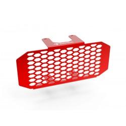 Protector radiador aceite rojo Ducati Hyper 939-950