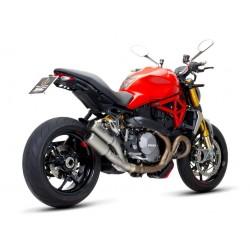 Silencioso SC-Proyect CR-T titanio Ducati Monster 1200