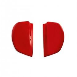 Cubiertas baúl trasero rojas Ducati Performance