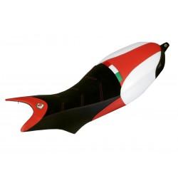 Funda de asiento confort rojo Ducabike Ducati HY950