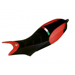 Funda de asiento confort negra Ducabike Ducati HY950