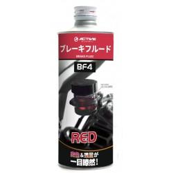 Líquido de frenos rojo DOT4 BF4 Active 500ml Ducati