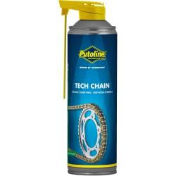 Grasa de cadena Putoline Tech Chain 500 ml para Ducati