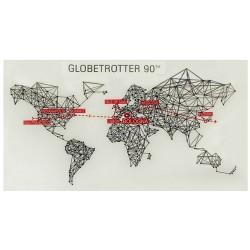 Pegatina GLOBETROTTER 90TH Ducati Multistrada 1200-1260