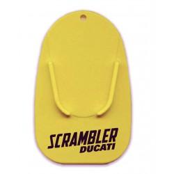 Ducati Performance yellow side kickstand base Scrambler