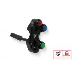 Botonera CNCRacing Pramac 4 botones Ducati Panigale V4R