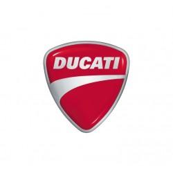 Adhesivo Escudo 3D Original Ducati. 43819301A