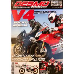 Revista Ducatista Desmo-Magazine Nº99.