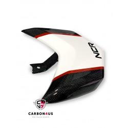 Spoiler asiento carbono NCR Factory Ducati Hypermotard