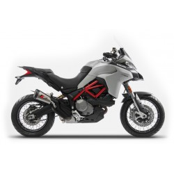 Escape Zard Racing acero inox Ducati Multistrada 950