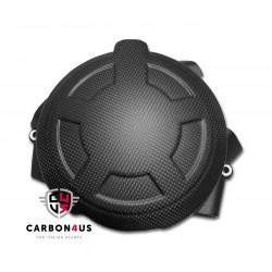Protector cárter alternador en carbono Ducati C4US