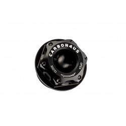 Tapón de aceite Ducati Performance Negro
