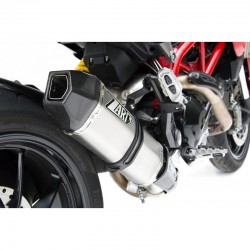 Escape en Titanio Zard Racing Hypermotard 821-939