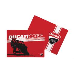 Salvamanteles Racing desayuno Ducati Corse