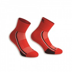 Calcetines técnicos rojos Ducati Cool Down