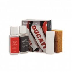 Kit de limpieza para piel Ducati. 981552910