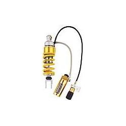 Amortiguador trasero de regulacion hidraulica