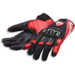 Guantes de piel Alpinestars Ducati Company C1 black.