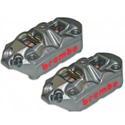 Kit de 2 pinzas radiales M4