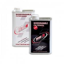 Kit limpiador de filtros biodegradable 250ml. MWR-001