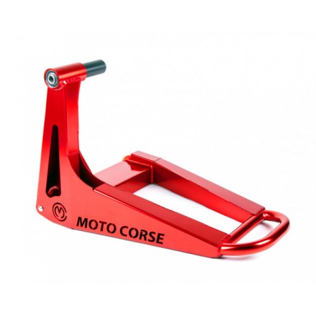 DUCATI STREETFIGHTER 848 2015 SINGLE SIDED RED REAR PADDOCK STAND