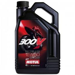Aceite Motul 300V 10/40 4 litros