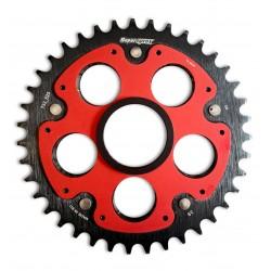 Corona Roja aligerada 525 SuperSprox 39 Dientes