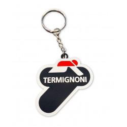 Llavero Termignoni Logo de goma para Ducati