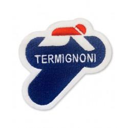 Parche Termignoni Logo de fieltro para Ducati